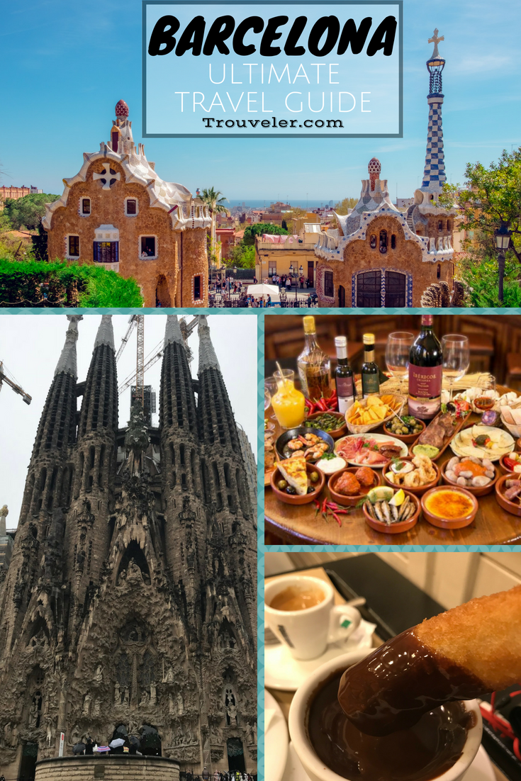 Barcelona Things to Do Ultimate Guide