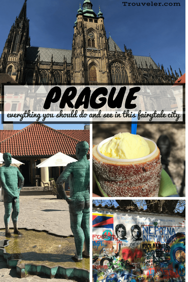 Prague Things to Do - Solo Backpacker Travel Guide -Trouveler.com