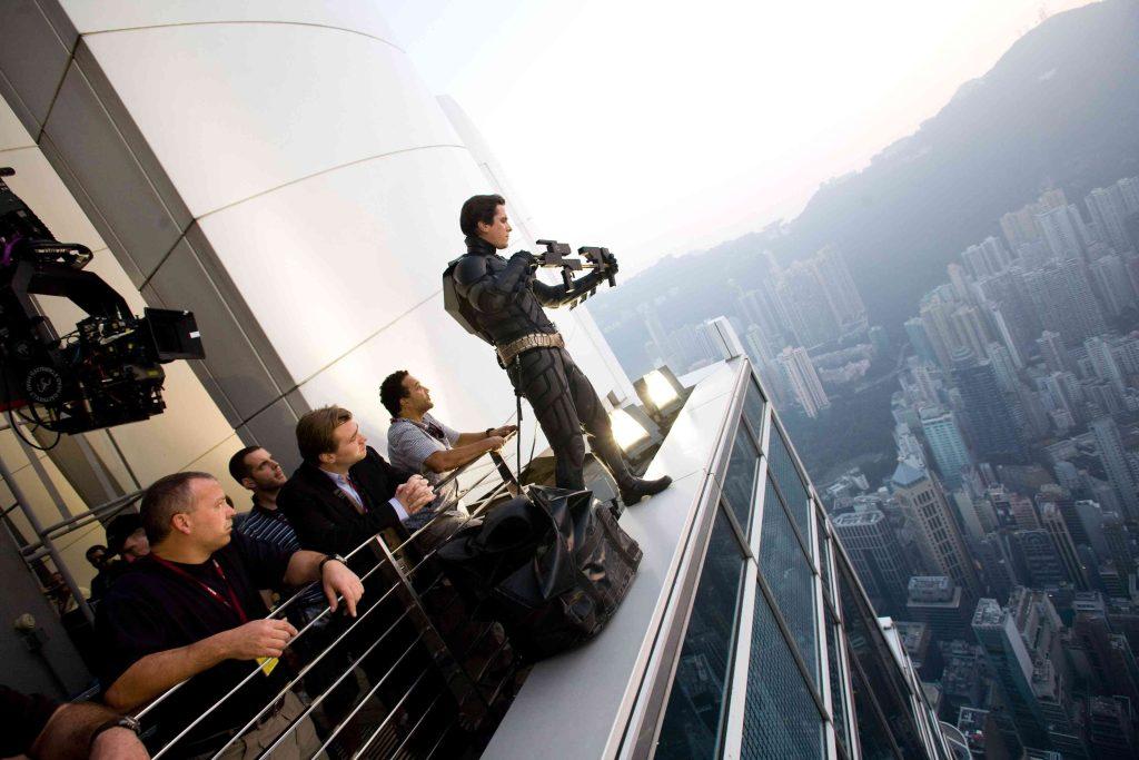 Dark Knight Christian Bale Hong Kong filming location