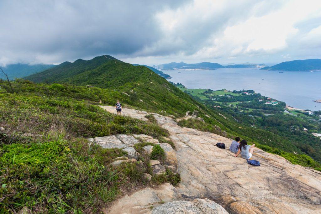 Hong Kong Dragons Back Ridge Hike