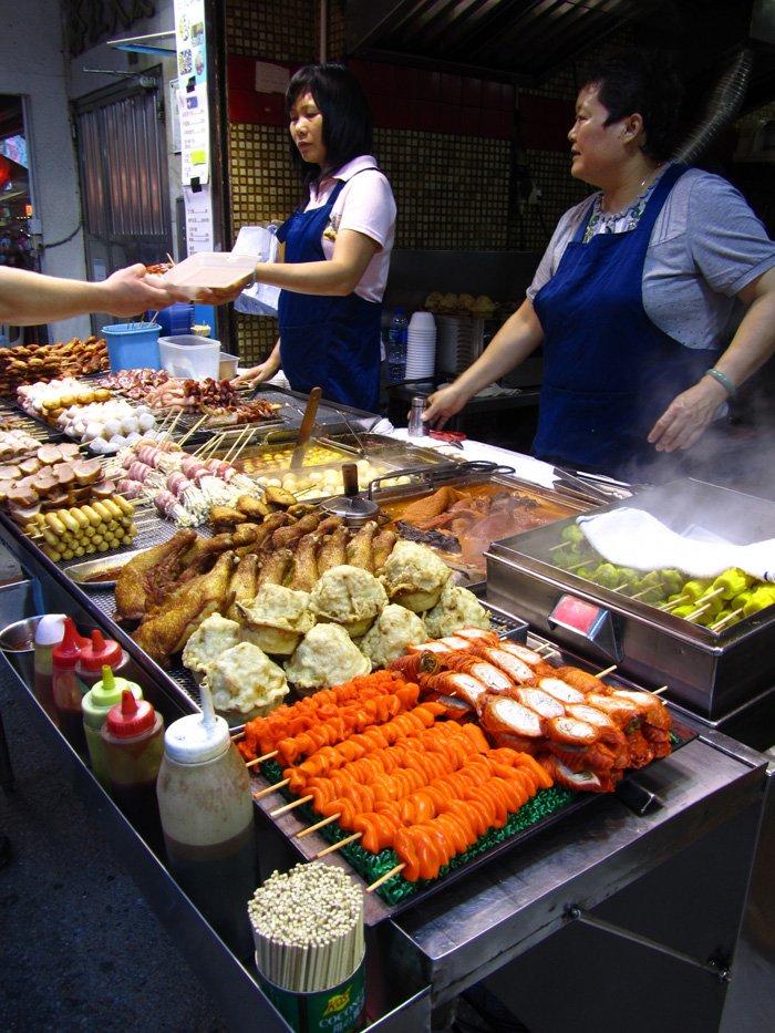 Hong Kong Street Food and Dai Pai Dongs