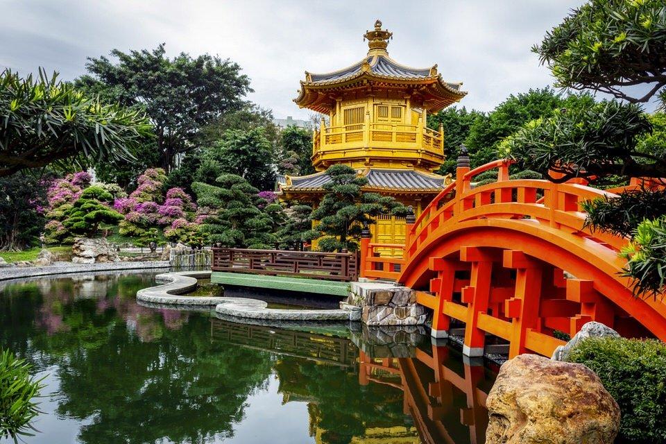 Nan Lian Garden Hong Kong Park