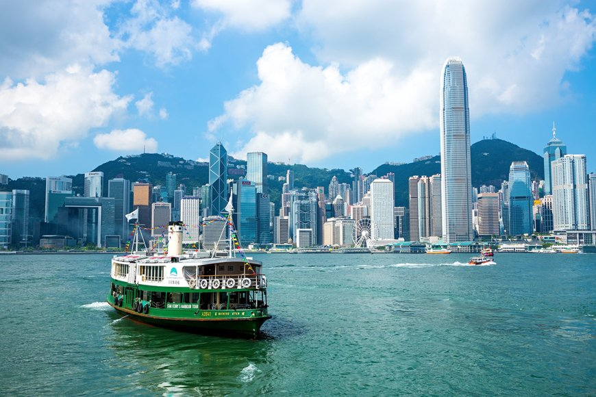 Star Ferry to Kowloon Hong Kong Travel
