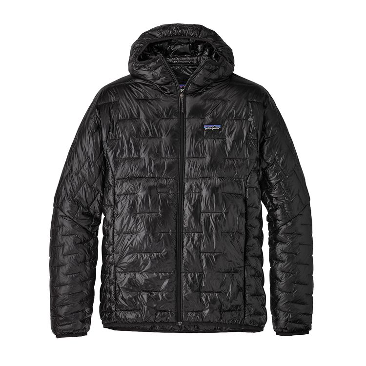 Patagonia Micro Puff Hoodie Jacket - Best Travel Jacket