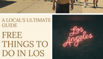 Always growing list of free things to do in los angeles - trouveler.com