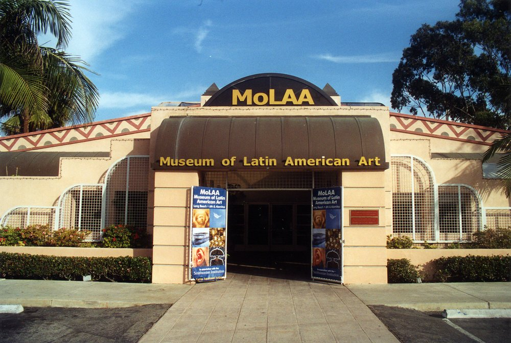 molaa museum of latin amerian art