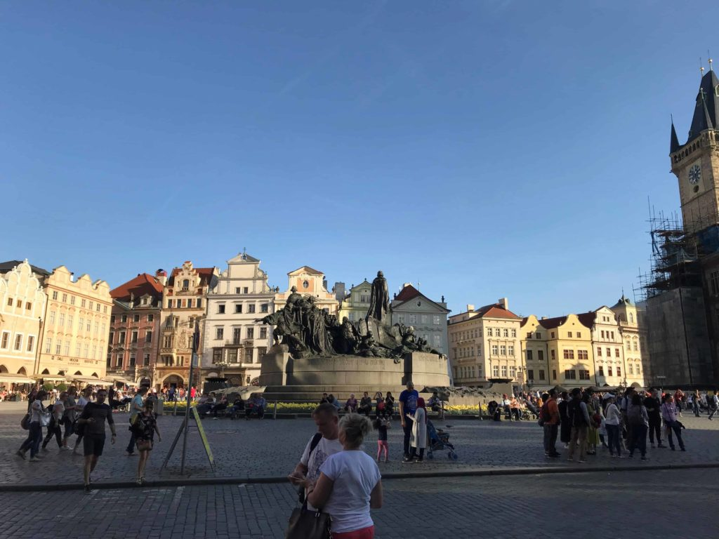 Prague Things to Do - Old Town Square