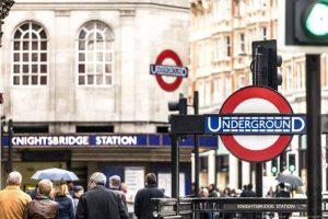 London Underground Tube - Finding the Universe