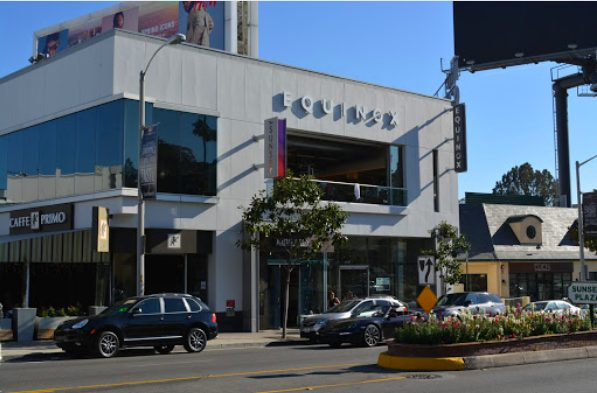 Catch Celebrities Working out at Equinox on the Sunset Strip