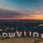 Where to see celebrities in Los Angeles - Hollywood sign image