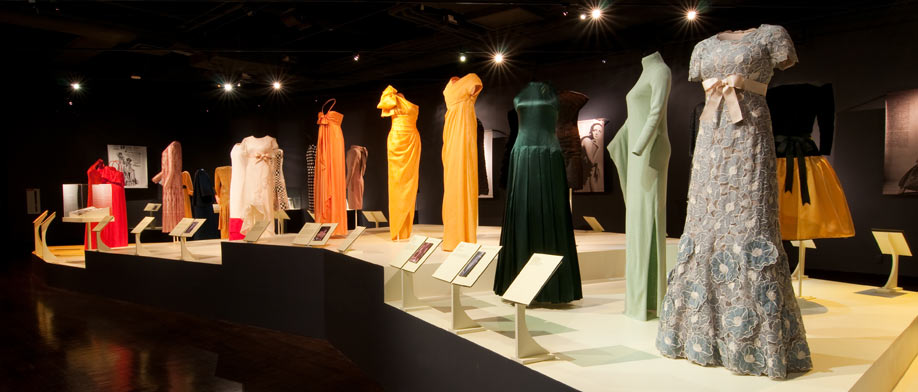 FIDM museum of fashion