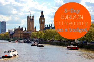 Jetsetting Fools - 3-Day-London-Itinerary-on-a-budget